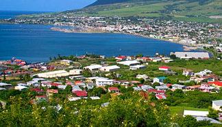 West Indies: St. Kitts & Nevis - Second Passport