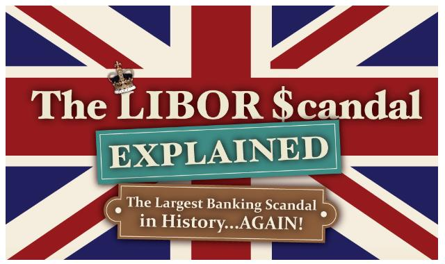 LIBOR scam: The banks are cheating you!