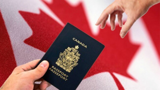 canadian citizenship