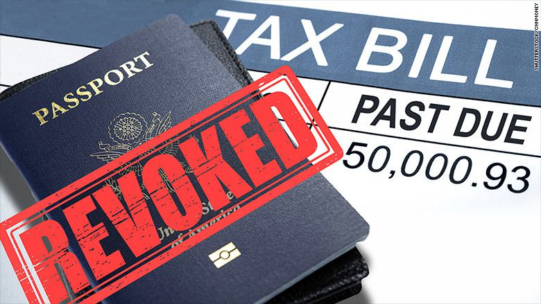 revoke passport