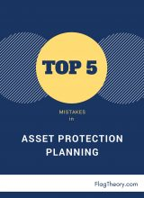 Top 5 Mistakes in Asset Protection planning