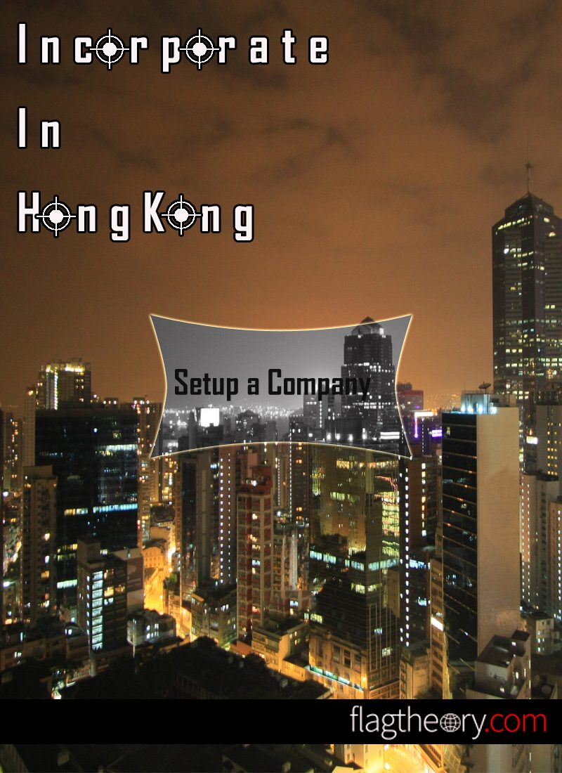 Incorporate in Hong Kong