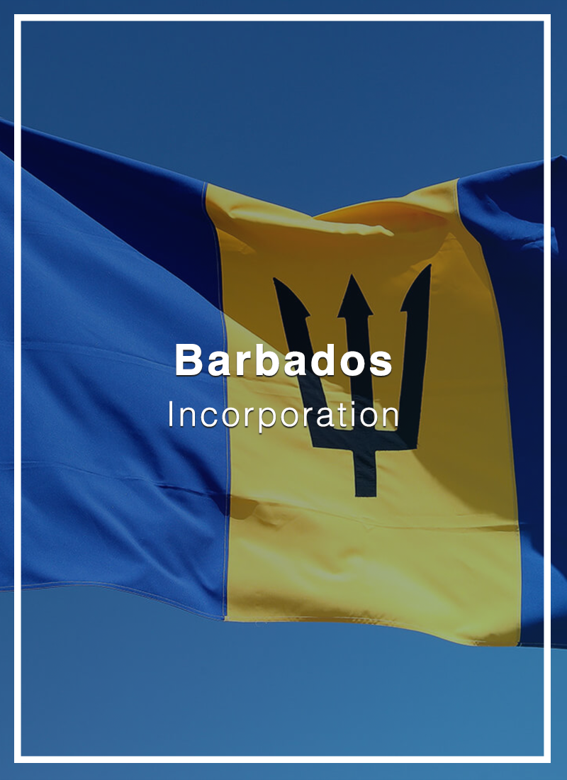 set up a company in barbados incorporation