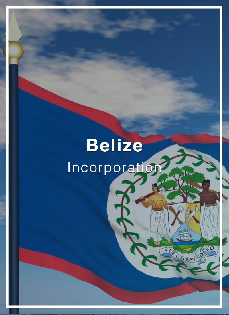 Incorporate in Belize