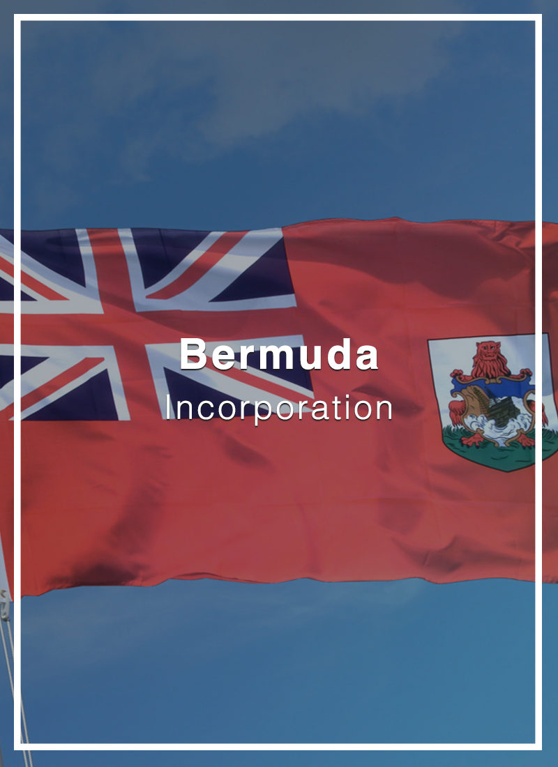 set up a company in bermuda incorporation