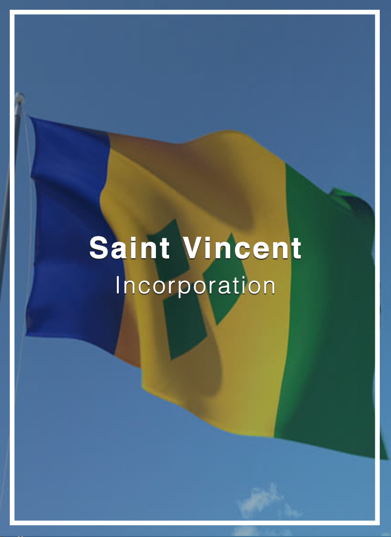 incorporate in saint vincent