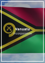 set up a company in vanuatu incorporation