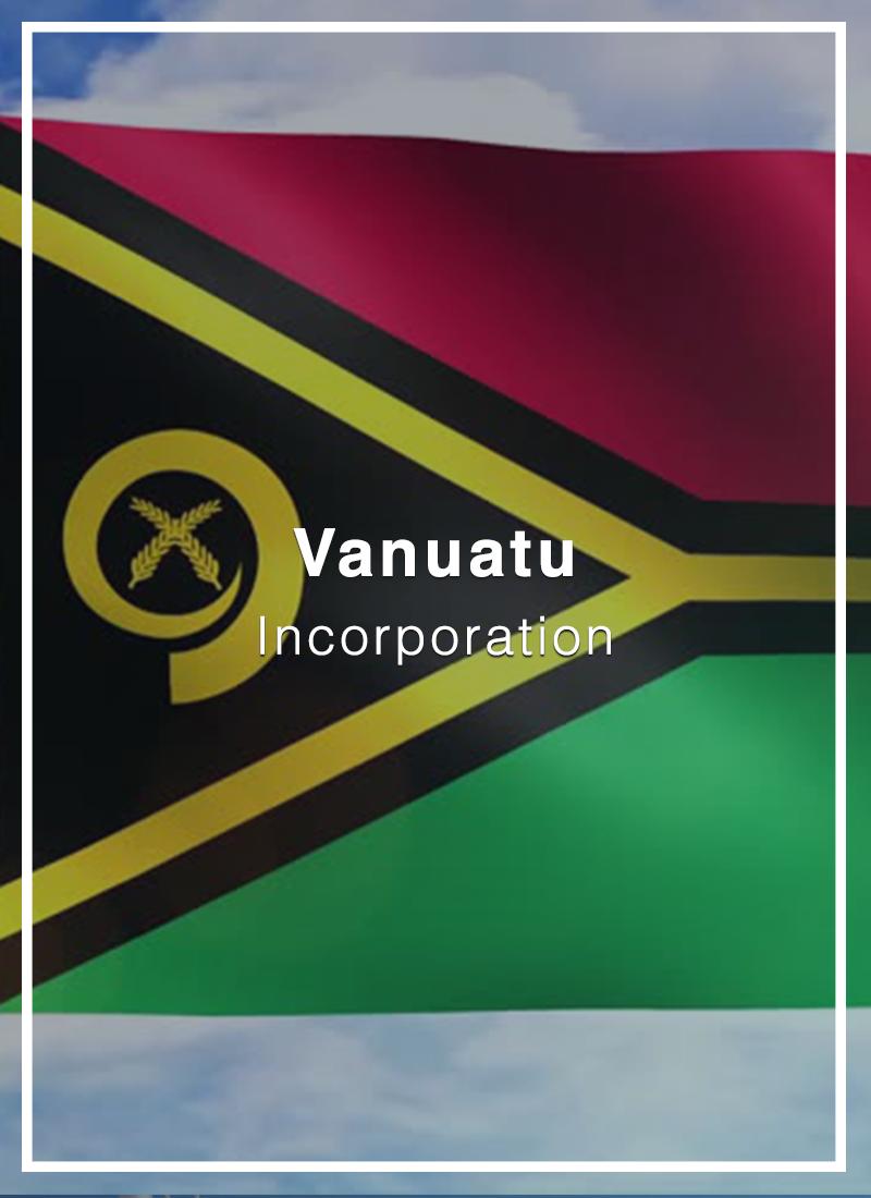 set up a company in vanuatu incorporation