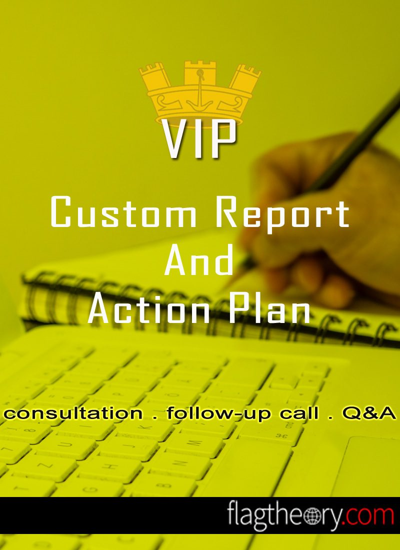 VIP Custom Report and Action Plan