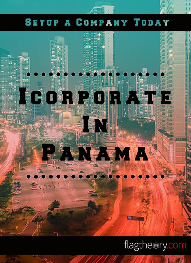 Incorporate In Panama