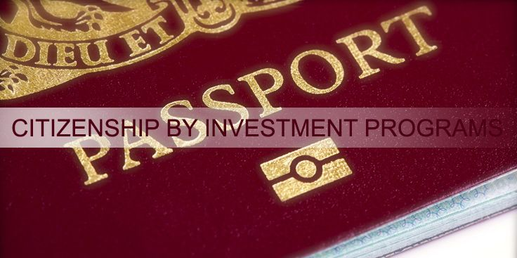 Funding for Citizenship by investment
