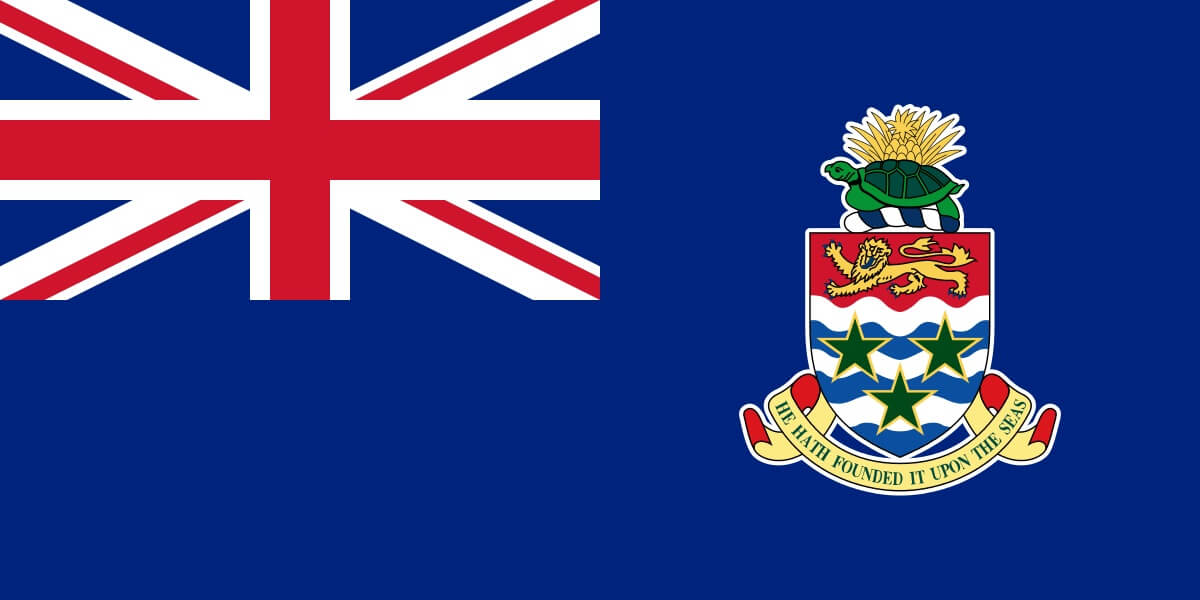 cayman islands offshore company banking residency