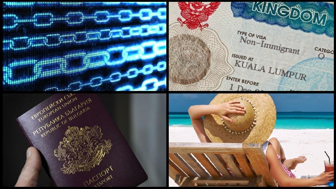 bulgaria citizenship passport