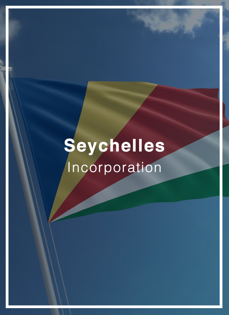 Incorporate in Seychelles