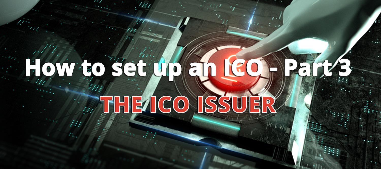 ICO設立方法― パート3:トークン発行者