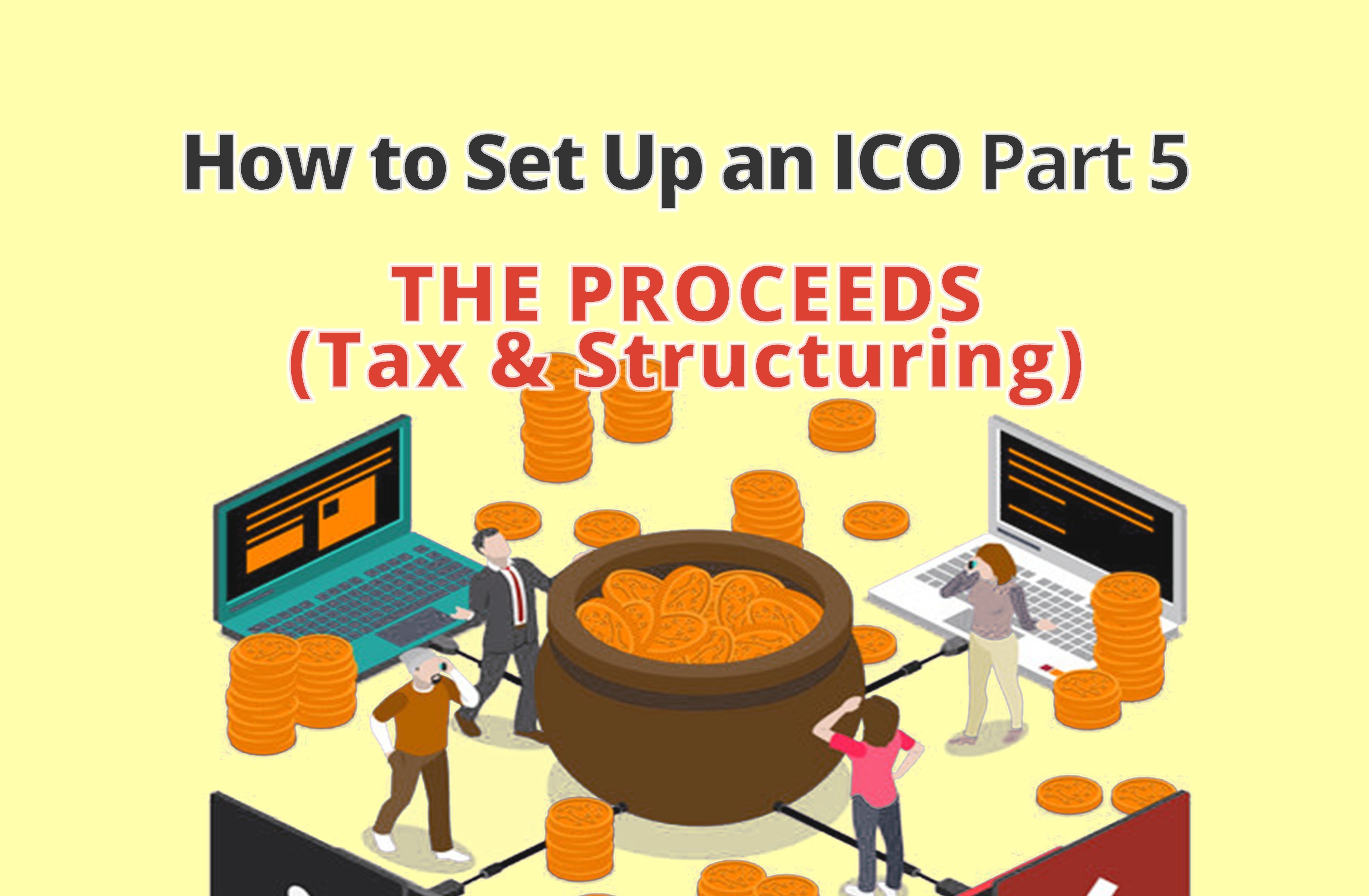 initial coin offering ico tax