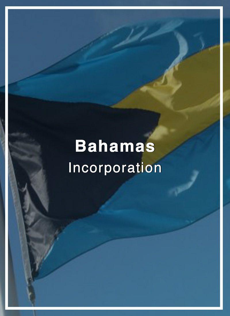 set up a company in bahamas incorporation