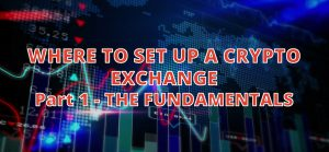 set up a cryptocurrency exchange