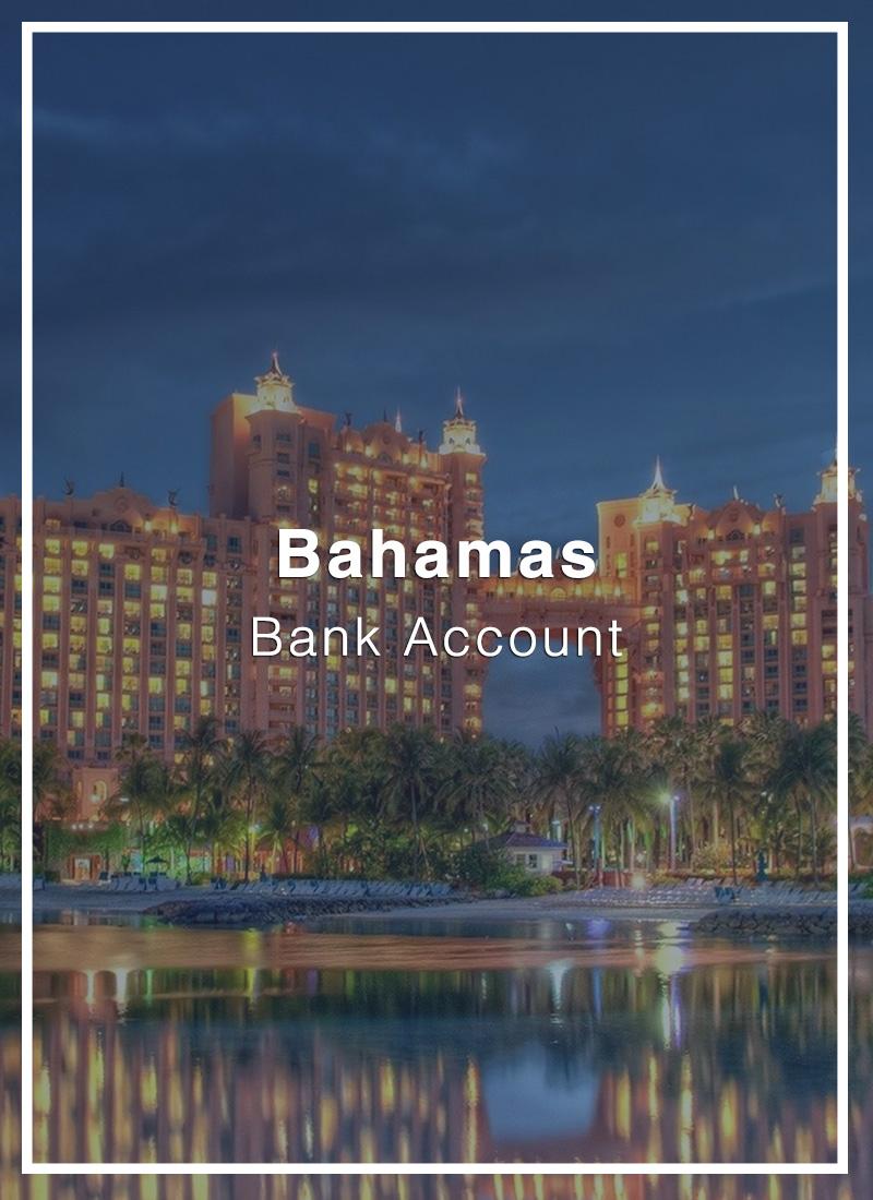 bahamas bank account