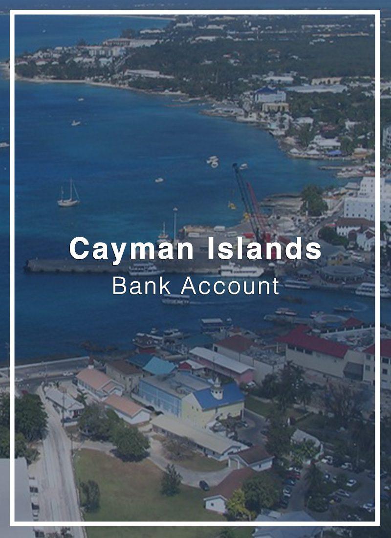 open bank account in cayman islands
