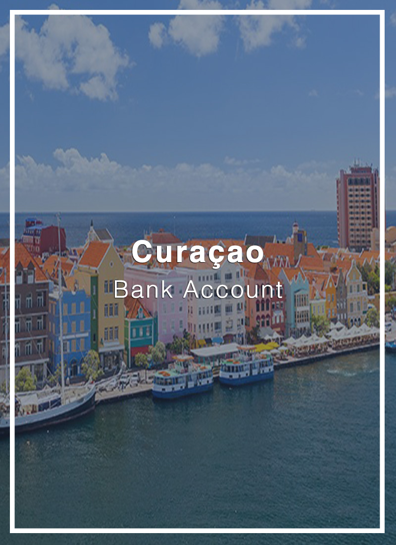 open a bank account in curacao