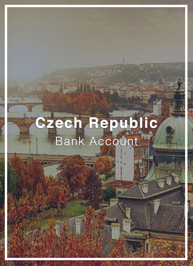 czech republic bank account