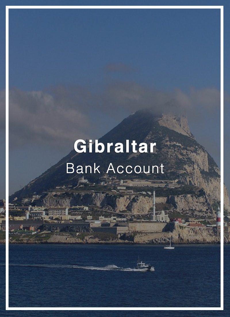 open bank account in gibraltar