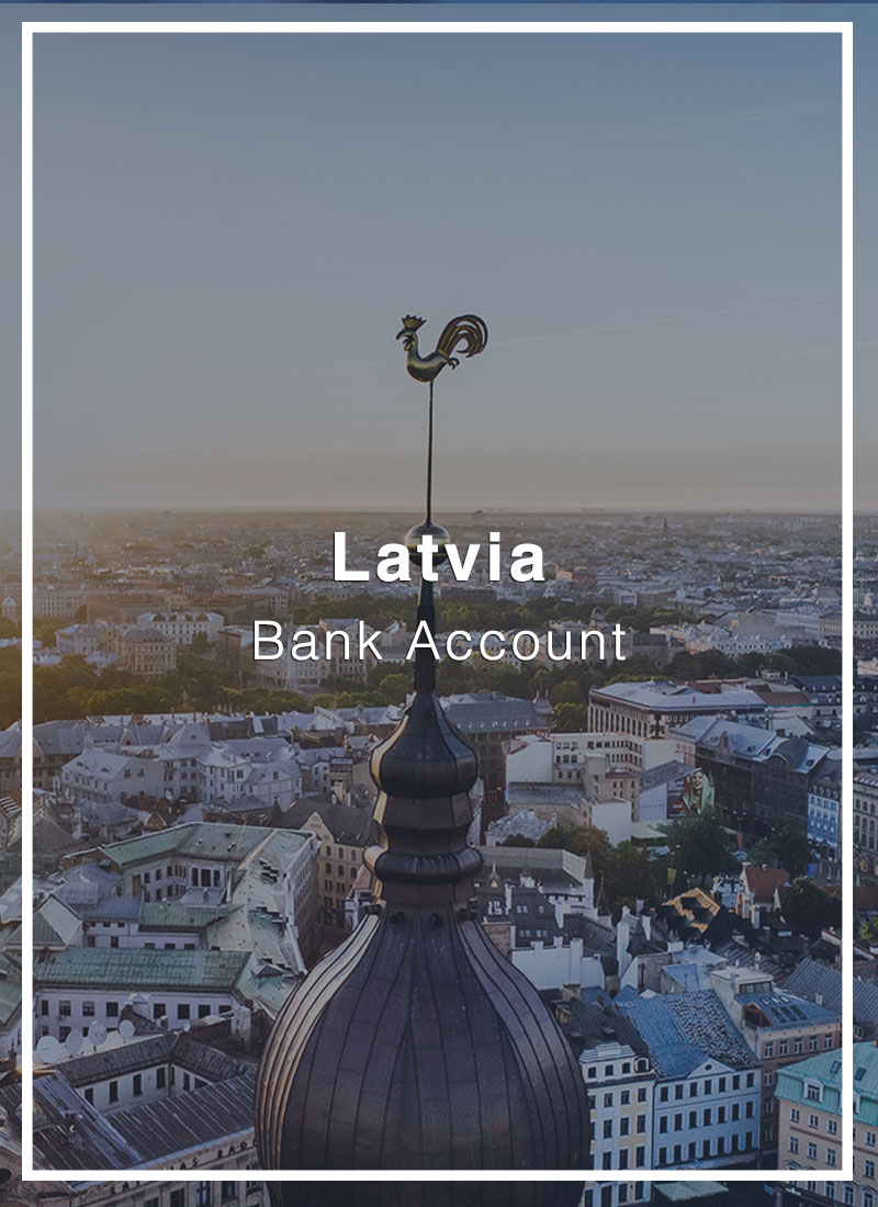 open bank account in latvia