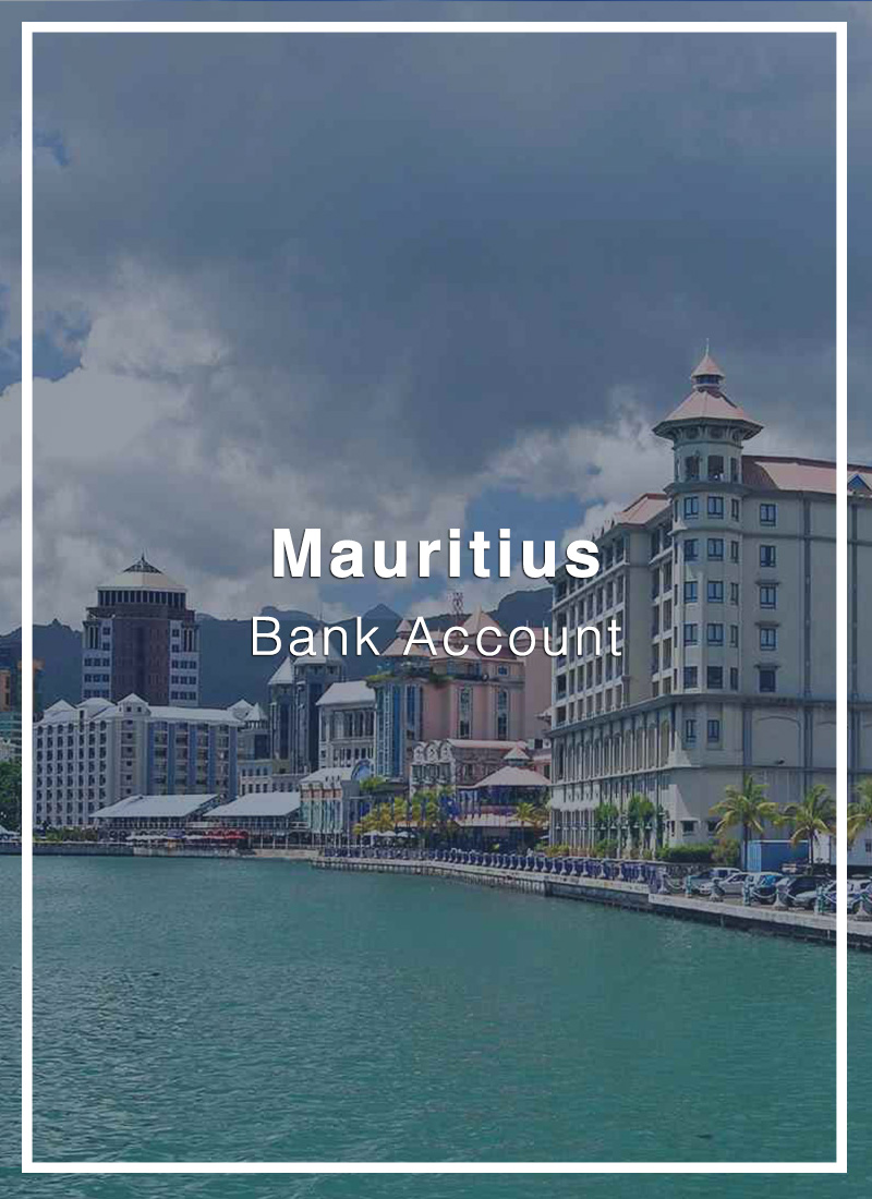 mauritius bank account
