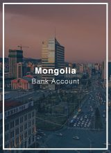 mongolia bank account