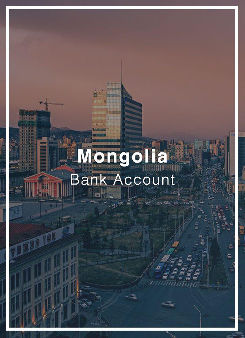 mongolia bank account