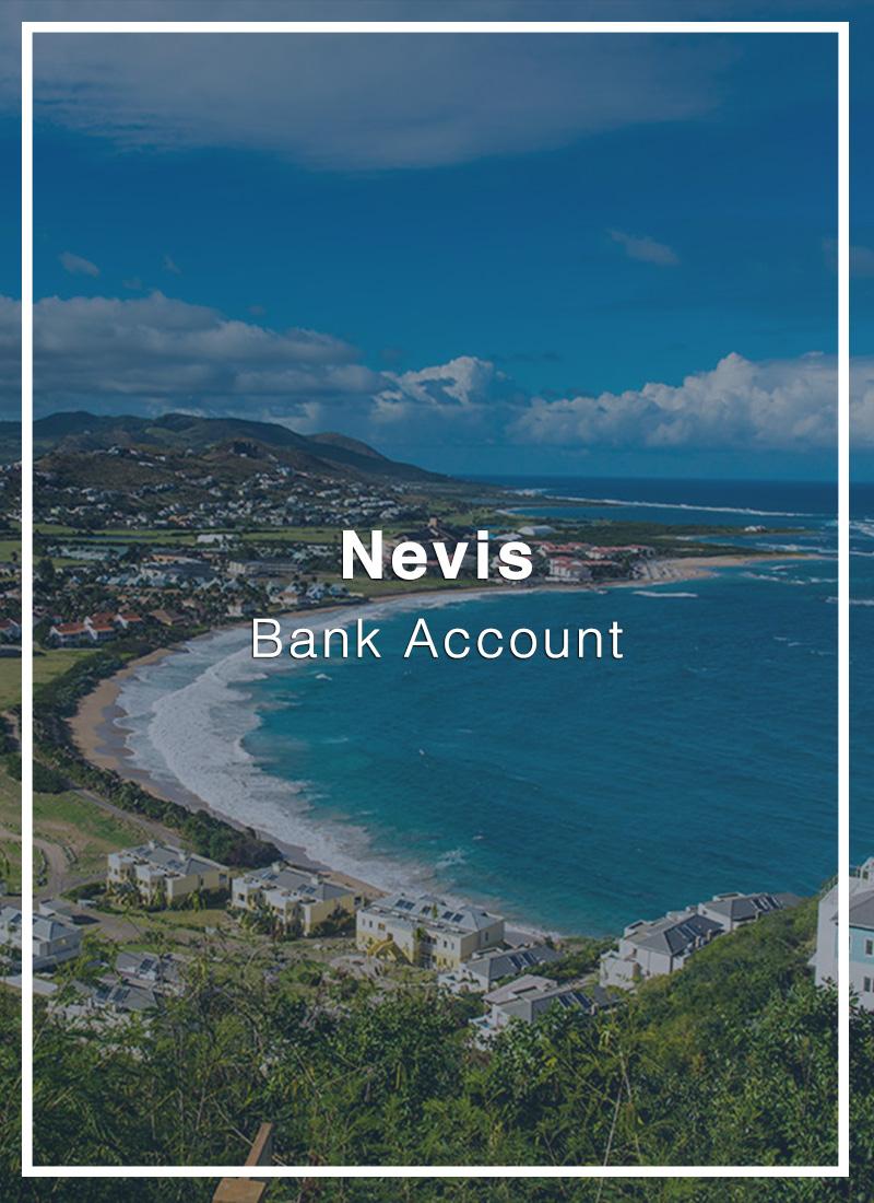 nevis bank account