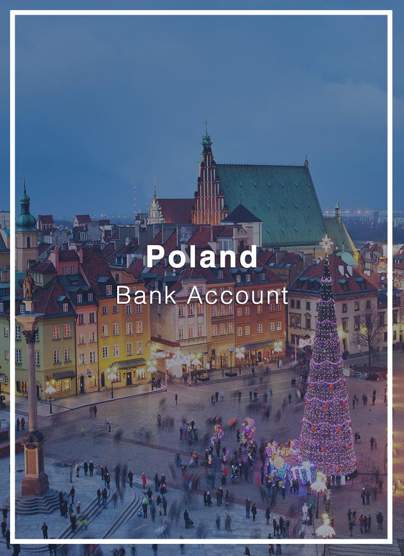 poland bank account