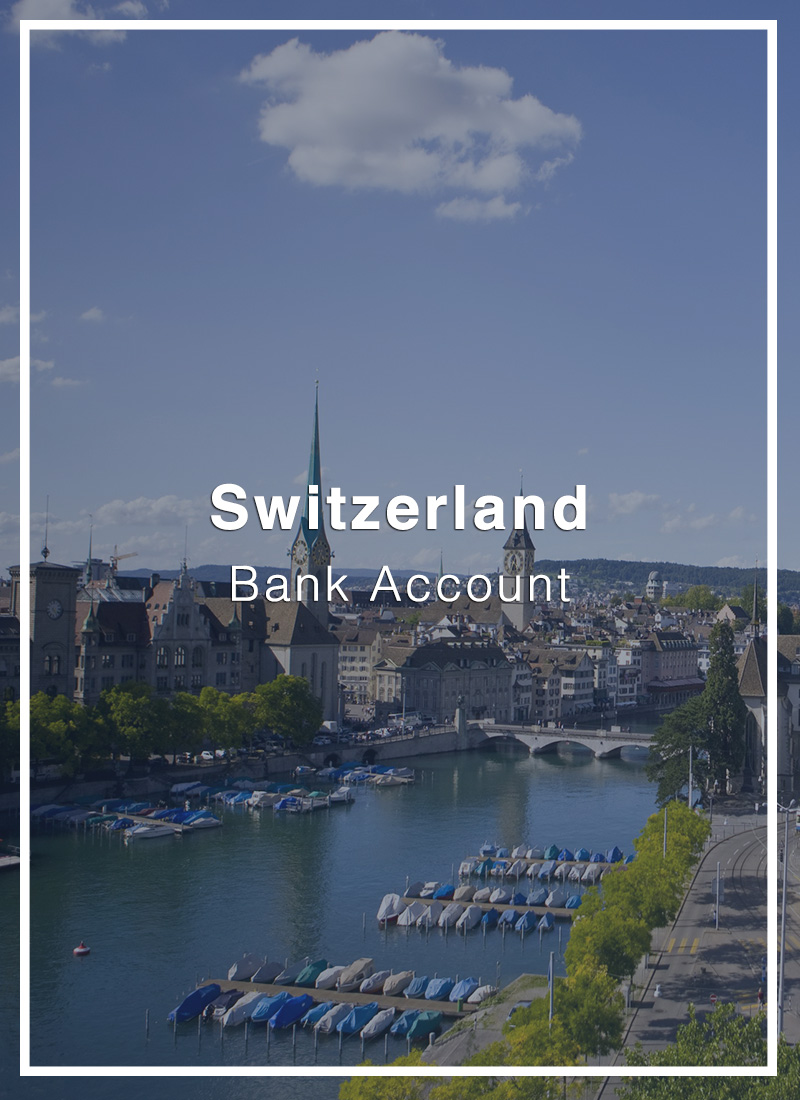 open a bank account in switzerland