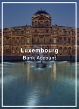 luxembourg bank account