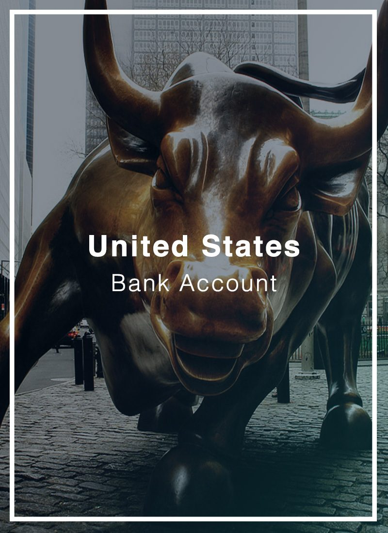 united states bank account