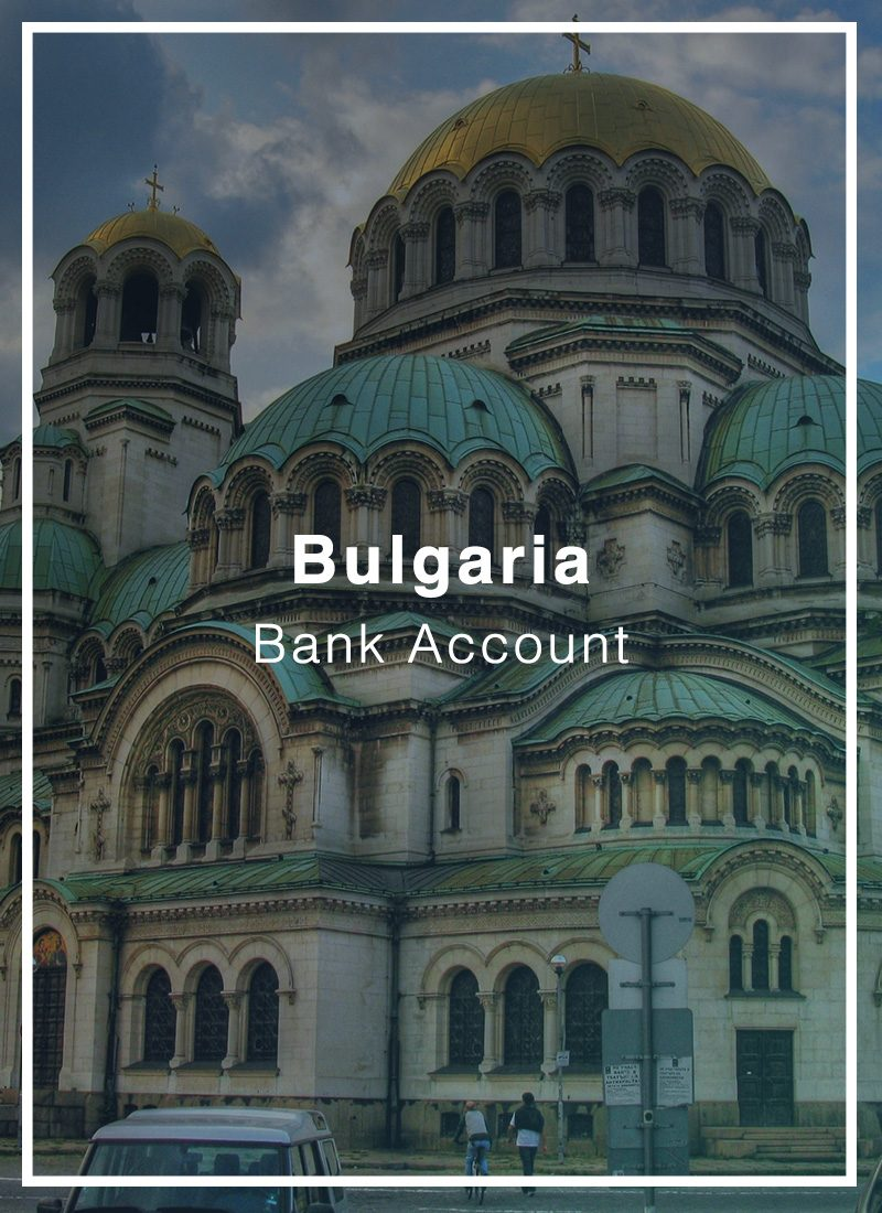 open a bank account in bulgaria